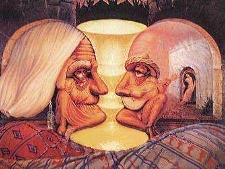Zwei Paare