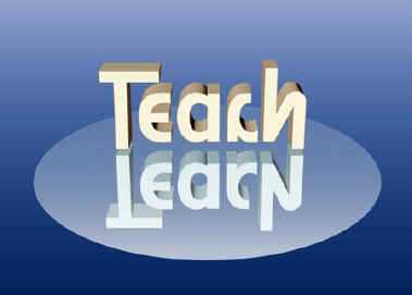 Teach oder Learn?