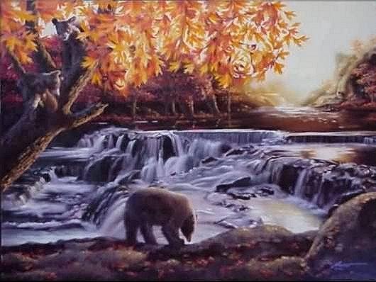Zähle die Bären